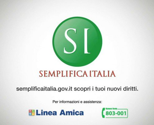 Semplifica Italia | RAI TV