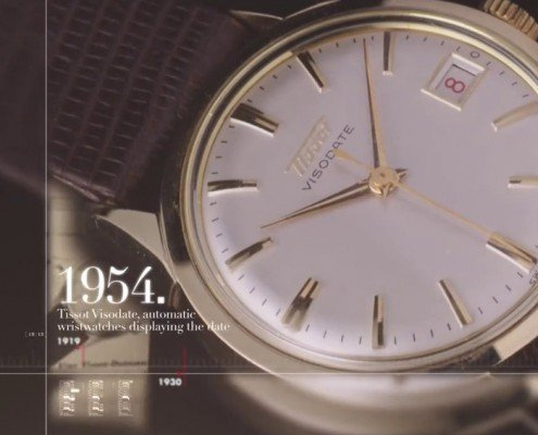 Tissot 160 Years - Baseworld