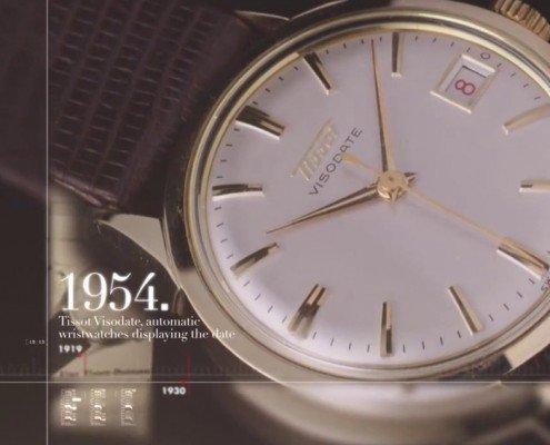 Tissot 160 Years - Baseworld